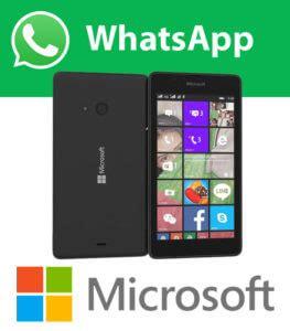 whatsapp на microsoft