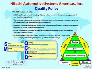 Continental Automotive Quality Manual