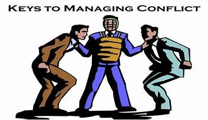 Conflict Managing Keys Capitalist