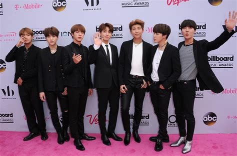 Bts At Billboard Music Awards Band Reflects On 'dream Come True' Experience Billboard