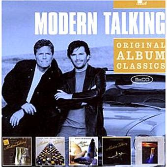 original album classics modern talking cd album fnac