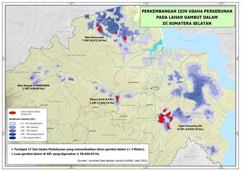 perda pelestarian gambut bakal ditetapkan tahun depan di sumatera selatan tercapaikah