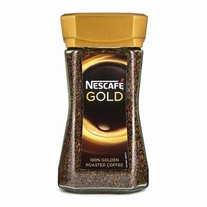 Nescafé® Gold Roasted Coffee 200g Woolworths co za
