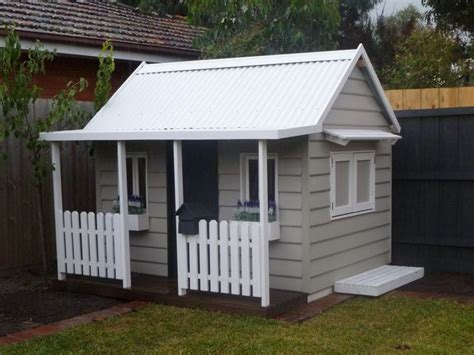 596 Best Play Houses Wendy Houses Images On Pinterest
