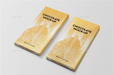 The biggest source of free photorealistic food mockups online! 30+ Chocolate Bar Packaging PSD Mockups | Decolore.Net