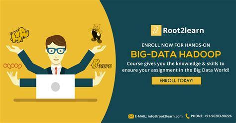 big data hadoop certification  training big data