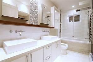 Rénovation Salle De Bain : projet design d int rieur r novation de salle de bain ~ Premium-room.com Idées de Décoration