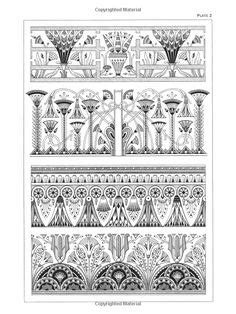 245 Best Egyptian Motifs images   Egyptian, Egyptian art