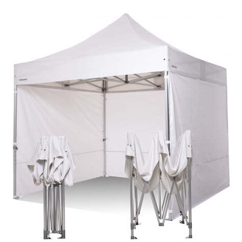 gazebo alluminio pieghevole 3x3 gazebo pieghevole 3x3 alluminio exa 45mm top bianco con