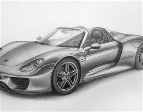 Designed by fa porsche the collection of porsche design mechanical pencils gives modern design aesthetics to luxury mechanical pencils. Porsche 918 Spyder • Pencil on Behance