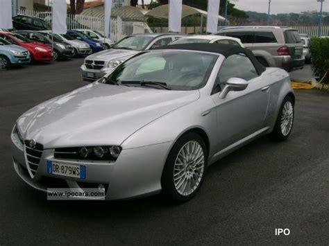 2008 Alfa Romeo Spider 2.4 Jtdm (210)