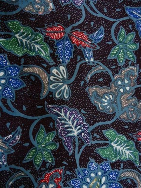 mengenal  ragam motif batik populer khas berbagai daerah