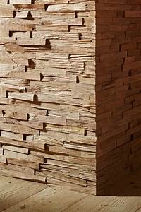 Wandverkleidung Aus Holz : stakkato eiche neu gespalten wandverkleidung aus holz lamellen 3d 3 dimensional ~ Sanjose-hotels-ca.com Haus und Dekorationen