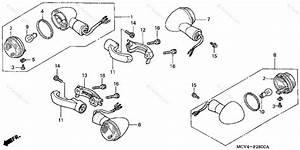 30 Honda Vtx 1800 Parts Diagram