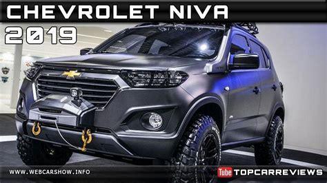 chevrolet niva review specs  release date car