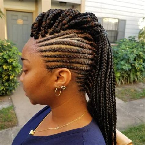 Cornrow Hairstyles by 20 Cornrow Braid Hairstyles