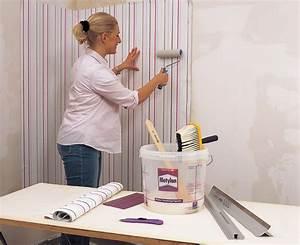 Decke Richtig Streichen : richtig tapezieren ~ Orissabook.com Haus und Dekorationen