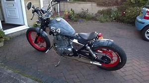 1985 Honda Rebel Bobber Parts