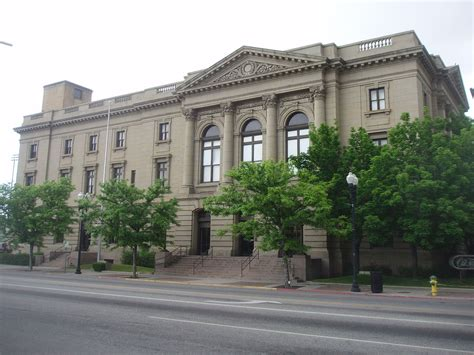 United States Post Office And Courthouse (ogden, Utah