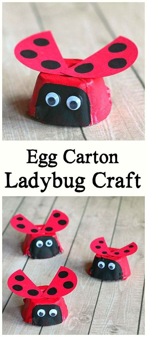 best 25 ladybug crafts ideas on ladybird 515 | c279ba91658673e2e0270885db96e955 spring arts and crafts for preschool ladybug art projects for kids