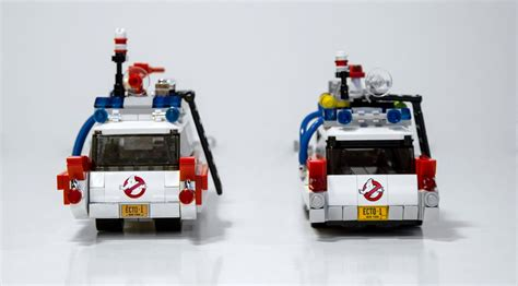 Lego Cuusoo Ghostbusters Ecto 1 Box Images