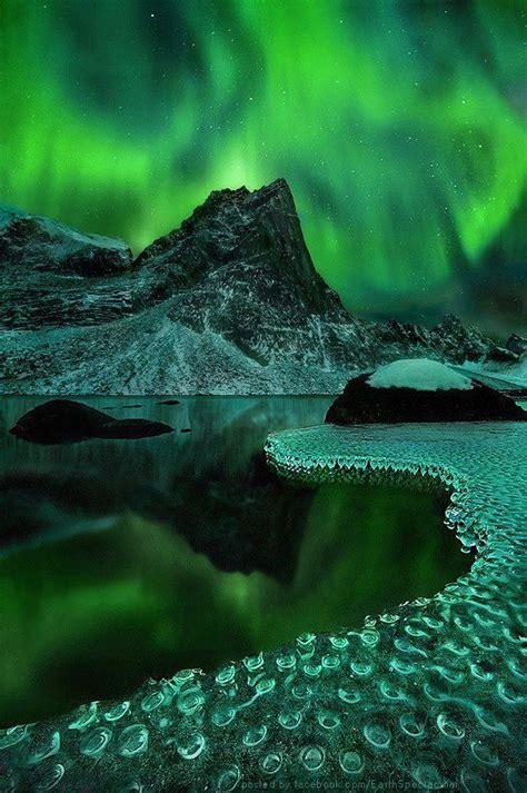 Aurora Borealis Yukon Canada ♥ Beautiful Scenery