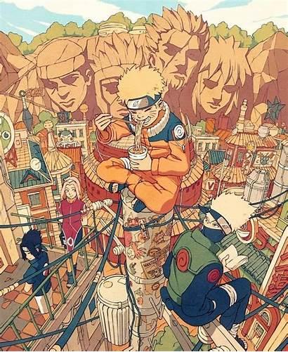Naruto Konoha Team Sakura Fan Shippuden Sasuke