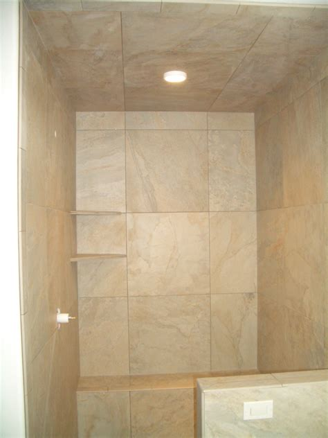 Porcelain Master Bathroom Remodel In Fort Collins