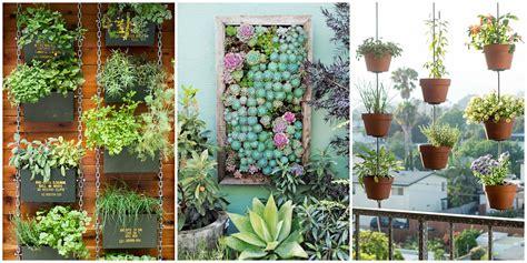 26 Creative Ways To Plant A Vertical Garden