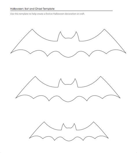 bats template 15 sle bat templates sle templates