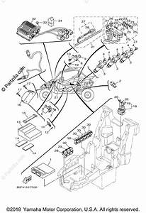 Yamaha Side By Side 2018 Oem Parts Diagram For Electrical