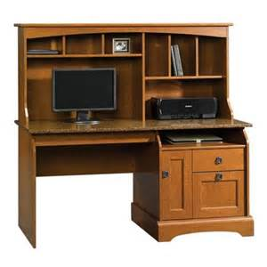desks with hutch sauder graham hill computer desk with hutch