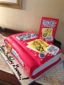 Dork Diaries Birthday Cake