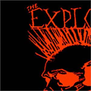 The Exploited Hitler S In The Charts Again Art For A Change Punk Rock Album Cover Art The Exploited