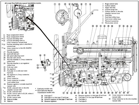 280zx Engine Diagram by Vacuum Lines Wrong And Runs Funky Help Me The