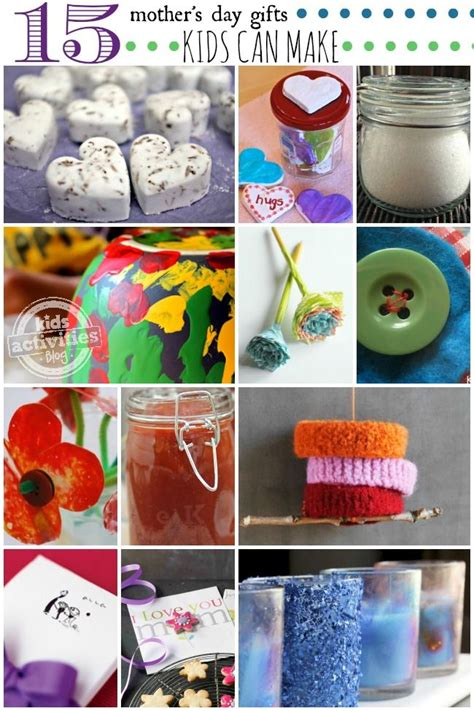 mothers day baskets 15 mothers day gifts kids can make day gifts