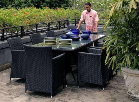 table de jardin et chaises room la centrale du meuble fr