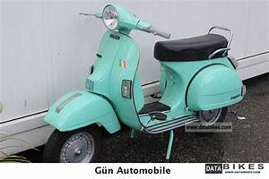 1981 Vespa Piaggio 125