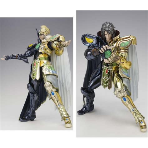decor seiya myth cloth top price figura gemini saga gemelli myth cloth seiya legend sanctuary bandai