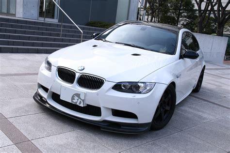 2011 Bmw M3 E92 E93 Coupe Front Bumper & Grills
