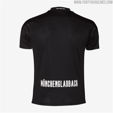 Adidas fc bayern münchen home shorts 20/21 herren fan hose rot fq2903. Gladbach 20-21 Away / Champions League Kit Released - Footy Headlines