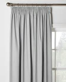 home blackout thermal curtains 229x229cm dove grey