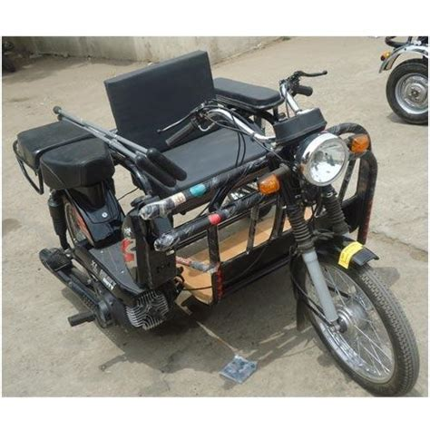 Modified Bikes For Disabled by Vehicles For Handicapped Xl Three Wheeler Modification