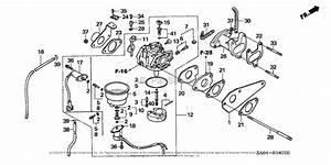 Honda Es6500k1 Ar Generator  Jpn  Vin  Ea1