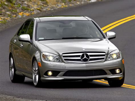 Mercedes Benz C-klasse (w204) Specs & Photos