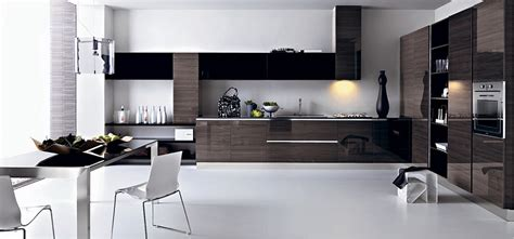 contemporary kitchen compositions  urbane elegance