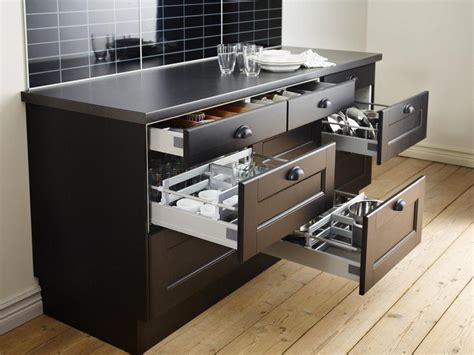 kitchen drawer design ideas  inspired