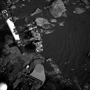 UFO SIGHTINGS DAILY: Lizard Crawling On @NASA Mars Rover ...