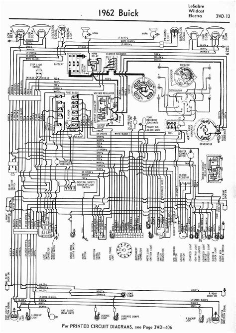 Wiring Diagram For Buick Lesabre Wildcat Electra
