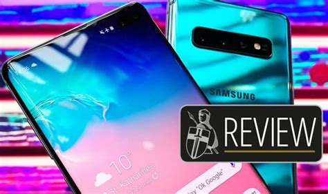 galaxy s10 review samsung s new flagship leaves fans